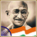 Mahatma Gandhi - Larger Than Life - Sushil Handa - The Fifth Veda Entrepreneurs