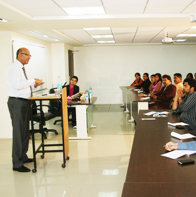 Sushil Handa, Sushil Handa on Entrepreneurship, Addressing Students